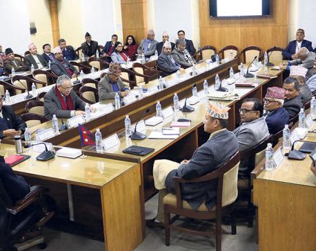 Timeline to address demands of provinces endorsed