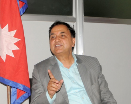 Evaluate Govt on its pros and cons for real picture: DPM Pokharel