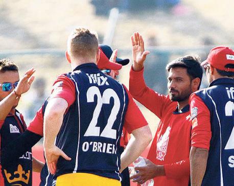 Patriots' Yogendra keeps nerve to edge Kings XI to reach final