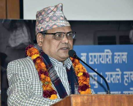 Govt committed to ending VAW: Speaker Mahara