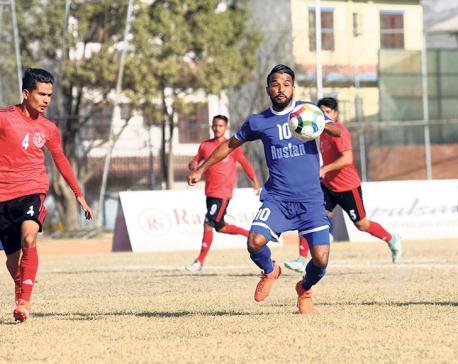 Three Star creeping on Manang's shadow with Machhindra win; Chyasal wins four