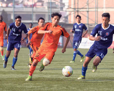 Day for underdogs: Machhindra, NRT register first wins; Friends beats 10-man Himalayan