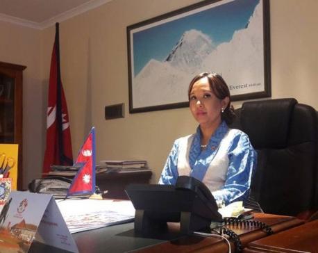 No decision yet on Ambassador Lucky Sherpa: FM Gyawali