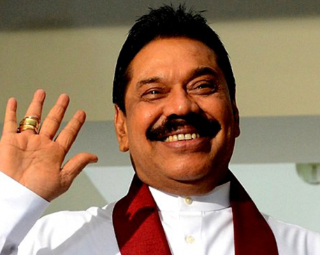 Mahinda Rajapaksa resigns as Sri Lanka's prime minister : reports