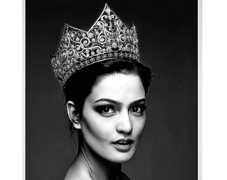 Manita Devkota makes it big at the Miss Universe Pageant