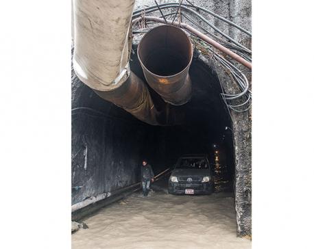 Melamchi water will arrive in Kathmandu in 60 days: Secretary