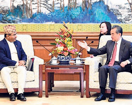 Nepal, China agree to expedite past deals