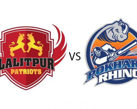EPL 2018: Lalitpur Patriots thrashes Pokhara Rhinos by 8 wickets