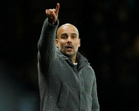 Guardiola confident Man City will not face Champions League ban