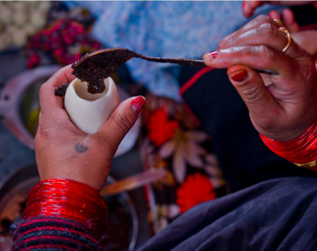 Yomari Punhi and Udhauli celebrations (photo feature)