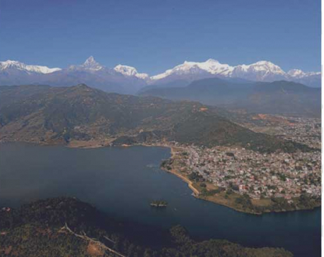 Pokhara street festival from December 28