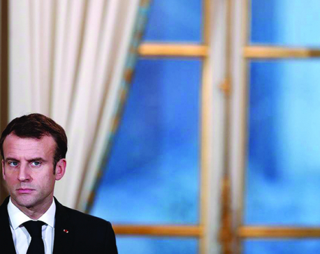 Macron's missteps