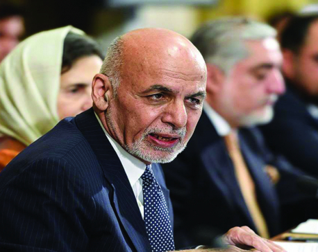 Fixing Afghanistan's peace