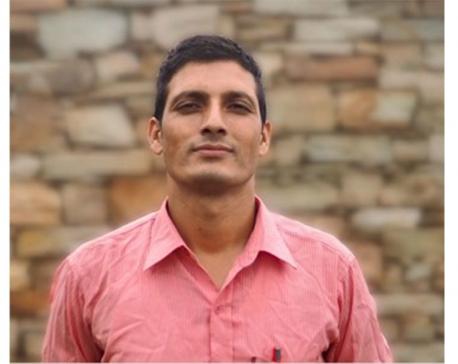 Nepali teacher is a finalist in the Global Teacher Award
