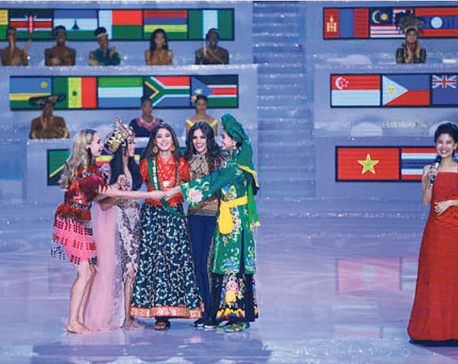 Shrinkhala's Miss World journey concludes on a good note