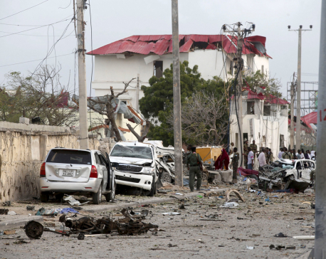 At least 13 killed in Mogadishu car bomb claimed by al Shabaab