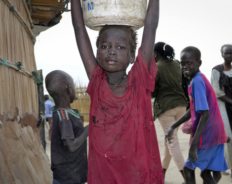 South Sudan starts planning for life beyond war, cautiously