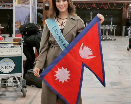 Miss Nepal Khatiwada ends her Miss World journey with top 12 title
