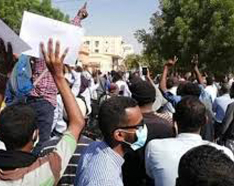 Thousands demonstrate in Sudan against Bashir's rule