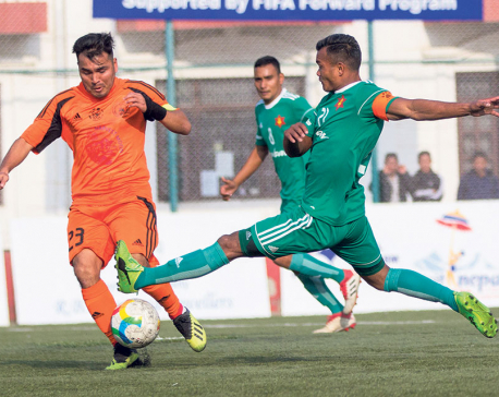 Army extends unbeaten run after Himalayan win; Friends, Jawalakhel register first victories