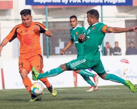 Army extends unbeaten run after Himalayan win; Friends, Jawalakhel register first victories