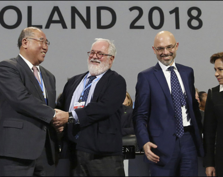 Nations at UN climate talks back universal emissions rules