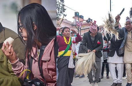 Yomari Punhi, Udhauli festivals being observed today