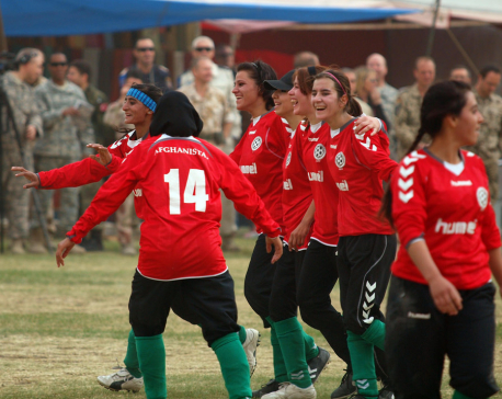 AFC widens investigation into abuse of Afghan women national team players