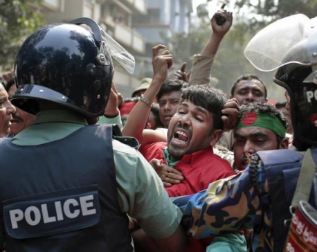 600,000 security personnel deployed for Bangladesh elections