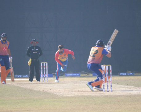 Bhairahawa defeats Biratnagar Warriors by four wickets