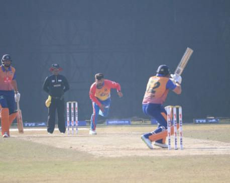Bhairahawa defeats Biratnagar Warriors by four wickets