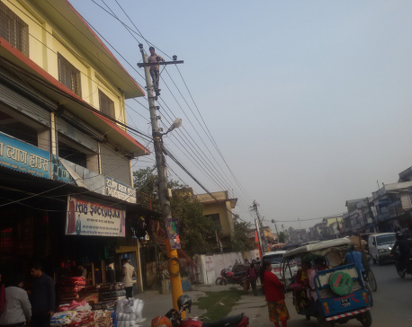 Dhangadhi gets new power cables after 25 years