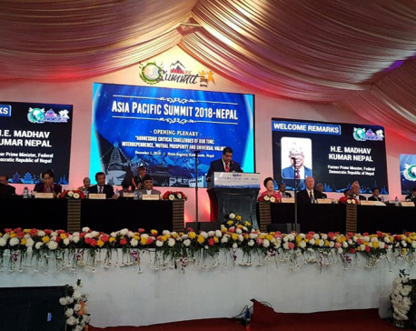 Asia Pacific Summit 2018 begins in capital