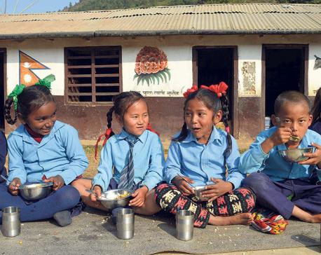 Community schools campaign against junk food