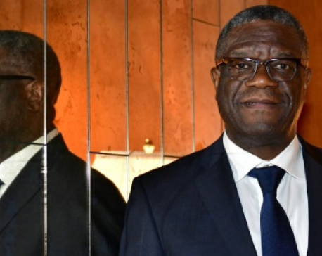 Fight to end rape in war must begin in peacetime: Mukwege