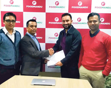 Khalti Teams Up With Foodmandu for Digital Payment