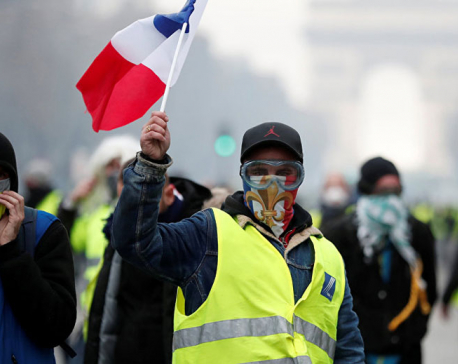 France to consider 'State of Emergency' amid 'Yellow Vests' protests - Spokesman