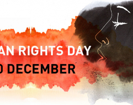 70th Int Human Rights Day, Survivors claim for justice still elusive