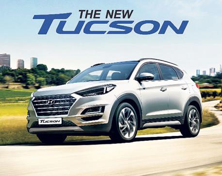 Hyundai launches 2019 edition Tucson