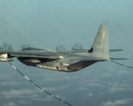 2 US Marine planes with 7 crew crash off Japanese coast