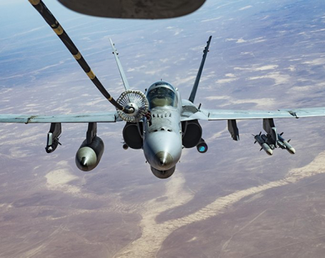 Pentagon Accidentally refueled Saudi jets over Yemen for free