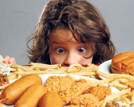 Junk food prohibited at schools across the country