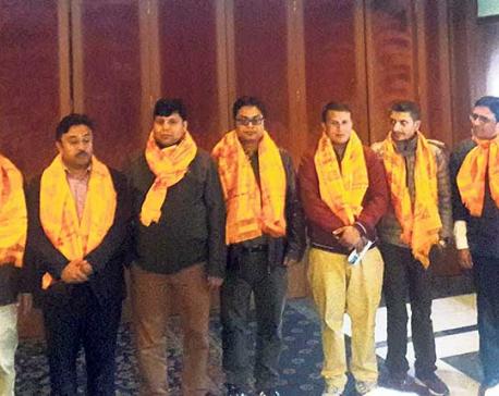 New leadership in Kailash Yatra