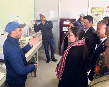 Despite government commitment, change elusive in Kalimati market