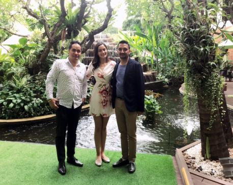 NRNA Thailand awards Mahesh, Manita for bringing glory to Nepal