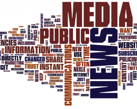 Addressing the critical challenges of our time: The Role of Media