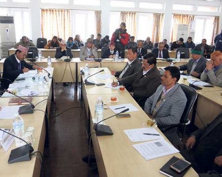 Lawmakers seek resignation of NAC MD Sugat Ratna Kansakar