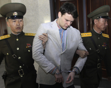 North Korea ordered to pay parents, estate of student $500M