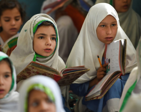 In Pakistan public education suffocates under surging population