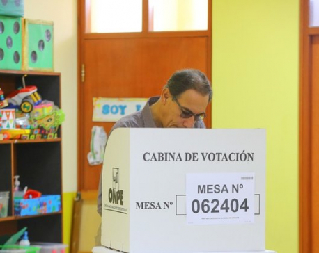 Peruvians back anti-corruption reforms in referendum: exit poll